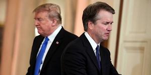 Brett Kavanaugh and Trump